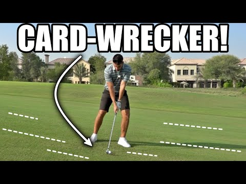DON'T LET THESE RUIN YOUR GOLF | Important Sloping Lies Lesson