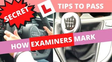 How to Pass Driving Test 1st Time – What you won't be told !!! – Examiners Point of view