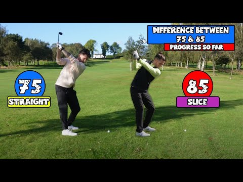 The Difference Between Scoring 75 & 85 (How To Break 80 In Golf)