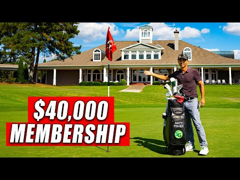 What Does a Private Golf Membership Look Like Here at Chateau Elan Legends?