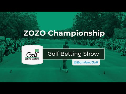 ZOZO Championship 2021 – Golf Betting Tips, Picks, Sleepers