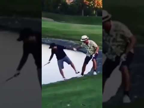 Beginners Golf Moments #shorts