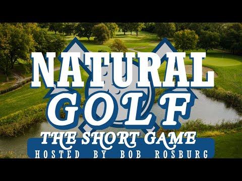 Natural Golf: The Short Game (hosted by: Bob Rosburg) {Vintage VHS}