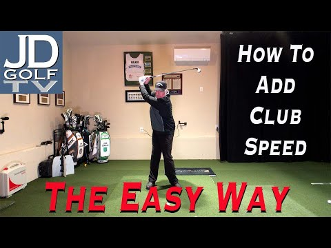 How to Speed Up Your Swing