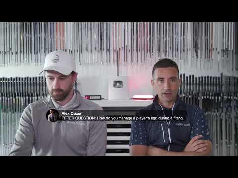 TXG LIVE // Golf Equipment & ClubFitting Q&A // 10.18.2021