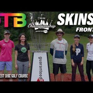 OTB Tour Skins #46   F9   2021 DGPT Championship   Hornets Nest