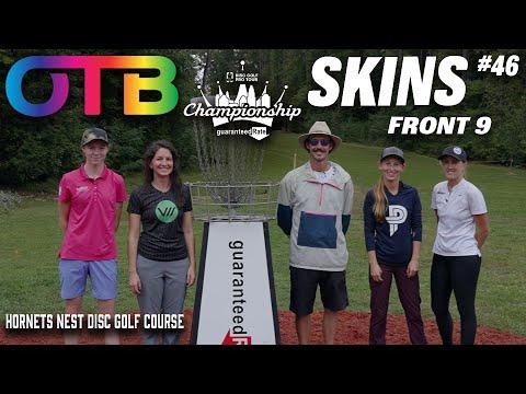 OTB Tour Skins #46 | F9 | 2021 DGPT Championship | Hornets Nest