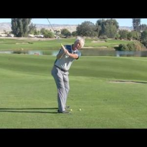 Easy to Perform Half Swing