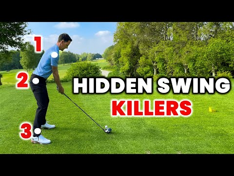 These 3 swing faults can RUIN your golf game  – but are EASY TO FIX